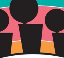 San Antonio Spurs Fiesta Championships Sticker