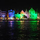 Willemstad Curacao by KJWH