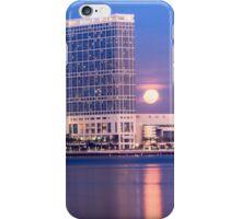 San Diego Moonrise iPhone Case/Skin