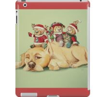Beary Christmas iPad Case/Skin