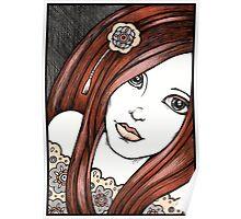 Cinnamon Girl Poster
