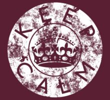 KEEP CALM ROUNDEL xxi by GraceMostrens