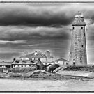St Marys Lighthouse by Trevor Kersley