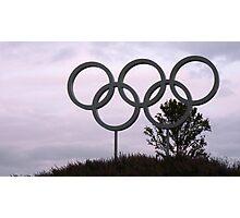 London 2012 Olympic Park Photographic Print