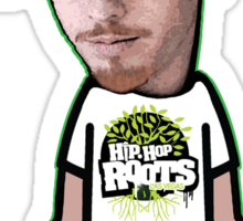 HIGHDRO: RAW ROOTS (VERSION ONE) Sticker