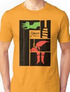 How Saul Bass Stole Christmas Unisex T-Shirt