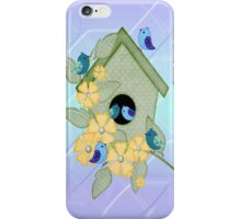 Cute Birdhouse .. iPhone case iPhone Case/Skin