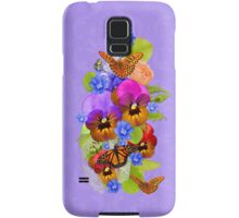 Summer Garden .. iphone case Samsung Galaxy Case/Skin