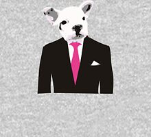 Bulldog man Unisex T-Shirt