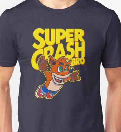 Super Crash Bro Unisex T-Shirt