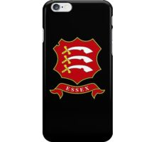 Essex iPhone Case in Black iPhone Case/Skin