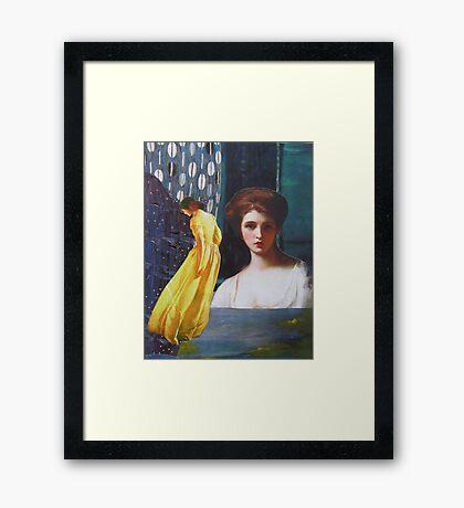 Last Dance Framed Print