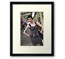 Sam6 Framed Print
