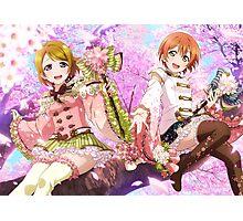 Love Live! School Idol Project - Flower Power Photographic Print