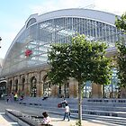 Liverpool Lime Street station. by Sneeze82
