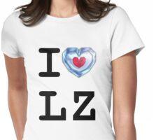 I <3 Zelda Womens Fitted T-Shirt