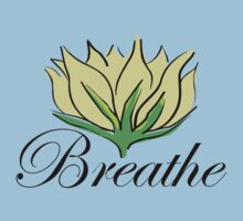 Yoga Breathe by T-ShirtsGifts