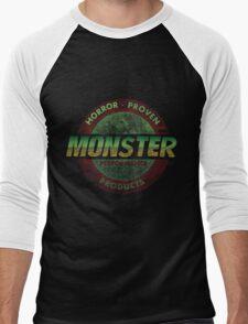 Horror Proven MONSTER Products Men's Baseball ¾ T-Shirt