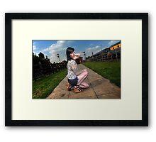 Sam19 Framed Print