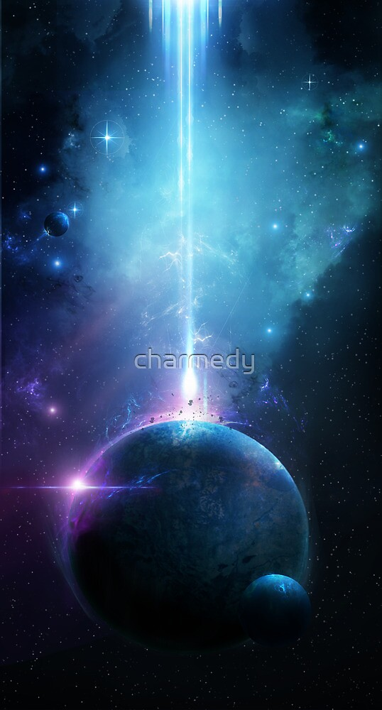 Coronal Explosion by charmedy
