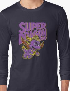 Super Dragon Bro Long Sleeve T-Shirt