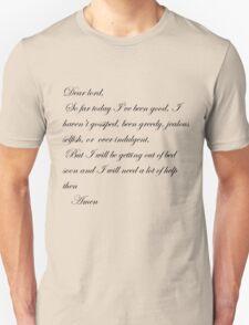 Dear lord... T-Shirt