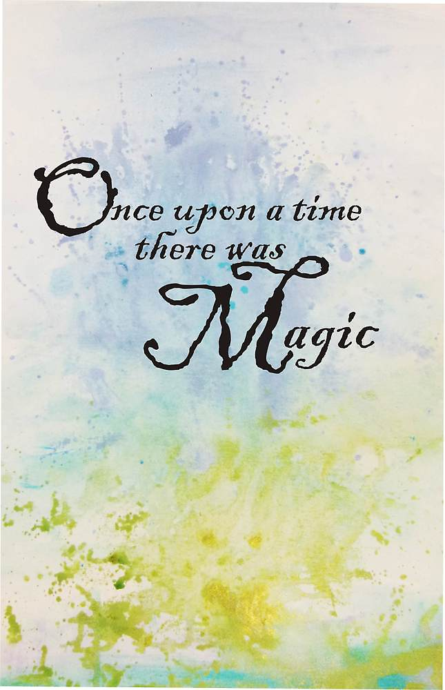 Once Upon A Time by SuzeM