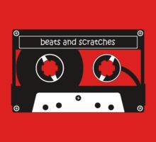 Cassette Tape : Beats and Scratches by Mark Sayer