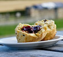 Jam And Scone by Moonlake