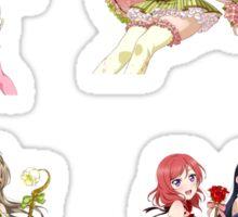 Love Live! School Idol Project - Flower Power Sticker