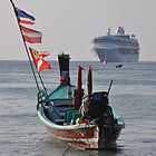 PHUKET, THAILAND - Legend of the Seas by jsafford