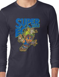 Super Eco Bros Long Sleeve T-Shirt