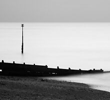 Kingsdown beach by Ian Middleton