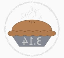 Pi = Pie by bcarri2014