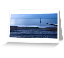 Dawn at Kingsdown Greeting Card