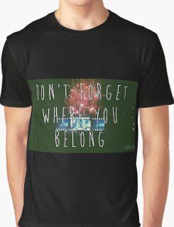 DFWYB - OTRA Boston Graphic T-Shirt