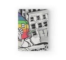 Project Fierce  Hardcover Journal