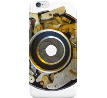 Antique Camera Lens Shutter iPhone Case/Skin