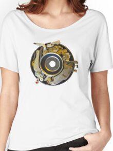 Antique Camera Shutter Women's Relaxed Fit T-Shirt