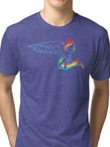My Little Pony: Rainbow Dash Tri-blend T-Shirt