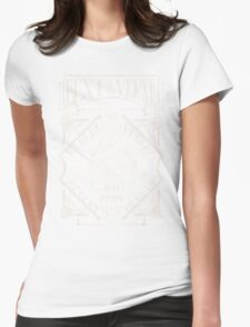 Best in the 'Verse Womens Fitted T-Shirt