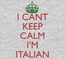 Italian Keep Calm T-Shirt