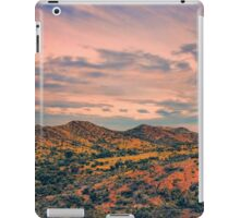 red hills iPad Case/Skin