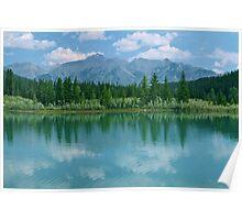 Cascades Pond Poster