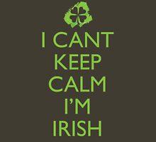 Irish Keep Calm Unisex T-Shirt