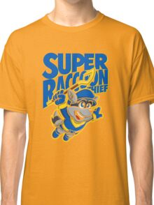Super Raccoon Thief Classic T-Shirt
