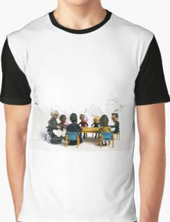 The Study Group's Winter Wonderland Graphic T-Shirt