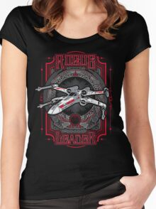 Rogue Leader Women's Fitted Scoop T-Shirt