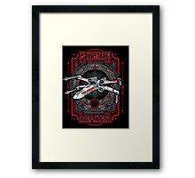 Rogue Leader Framed Print