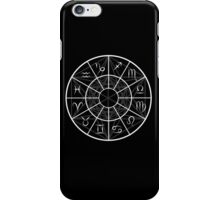 Astrology Chart & Sacred Geometry iPhone Case/Skin
